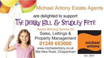 Derry Hill and Studley Fete
