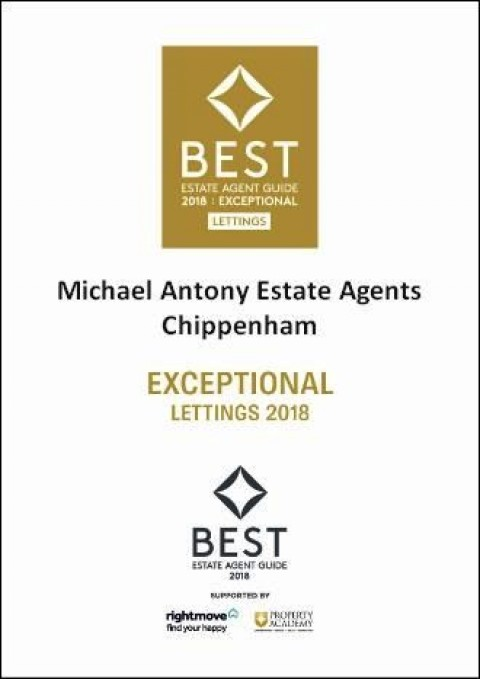 Michael Antony - Rated EXCEPTIONAL in the Best Agent Guide